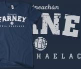 Vintage Monaghan Gaelic Football T-shirt