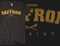 Vintage Antrim Hurling T-shirt