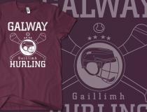 Classic Galway Hurling T-shirt