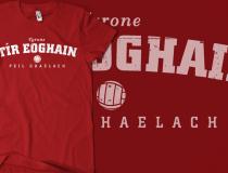 Vintage Tyrone Gaelic Football T-Shirt